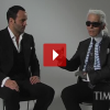 Tom Ford and Karl Lagerfeld Talk Shop