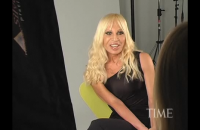 10 Questions for Donatella Versace